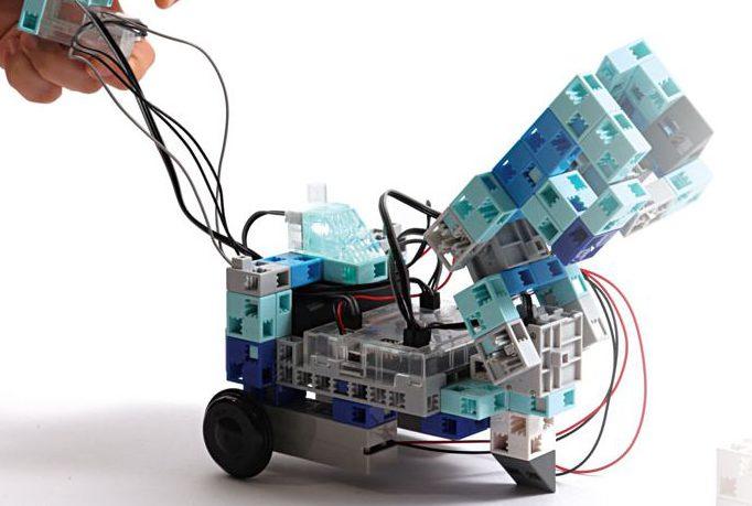 apprendre à coder un robot