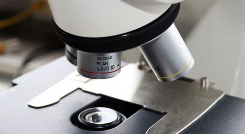 microscope pas cher
